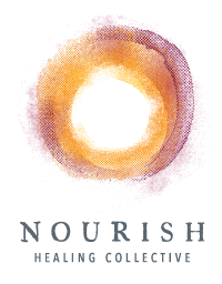 nourish healing collective logo